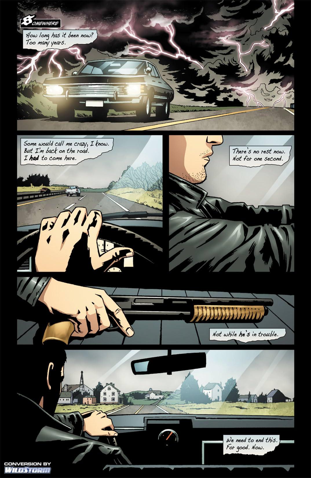 Supernatural: Rising Son #6 (of 6)