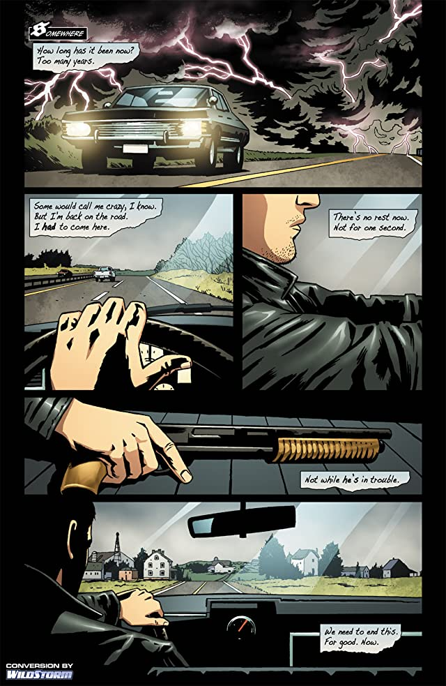 Supernatural: Rising Son #6 (of 6)