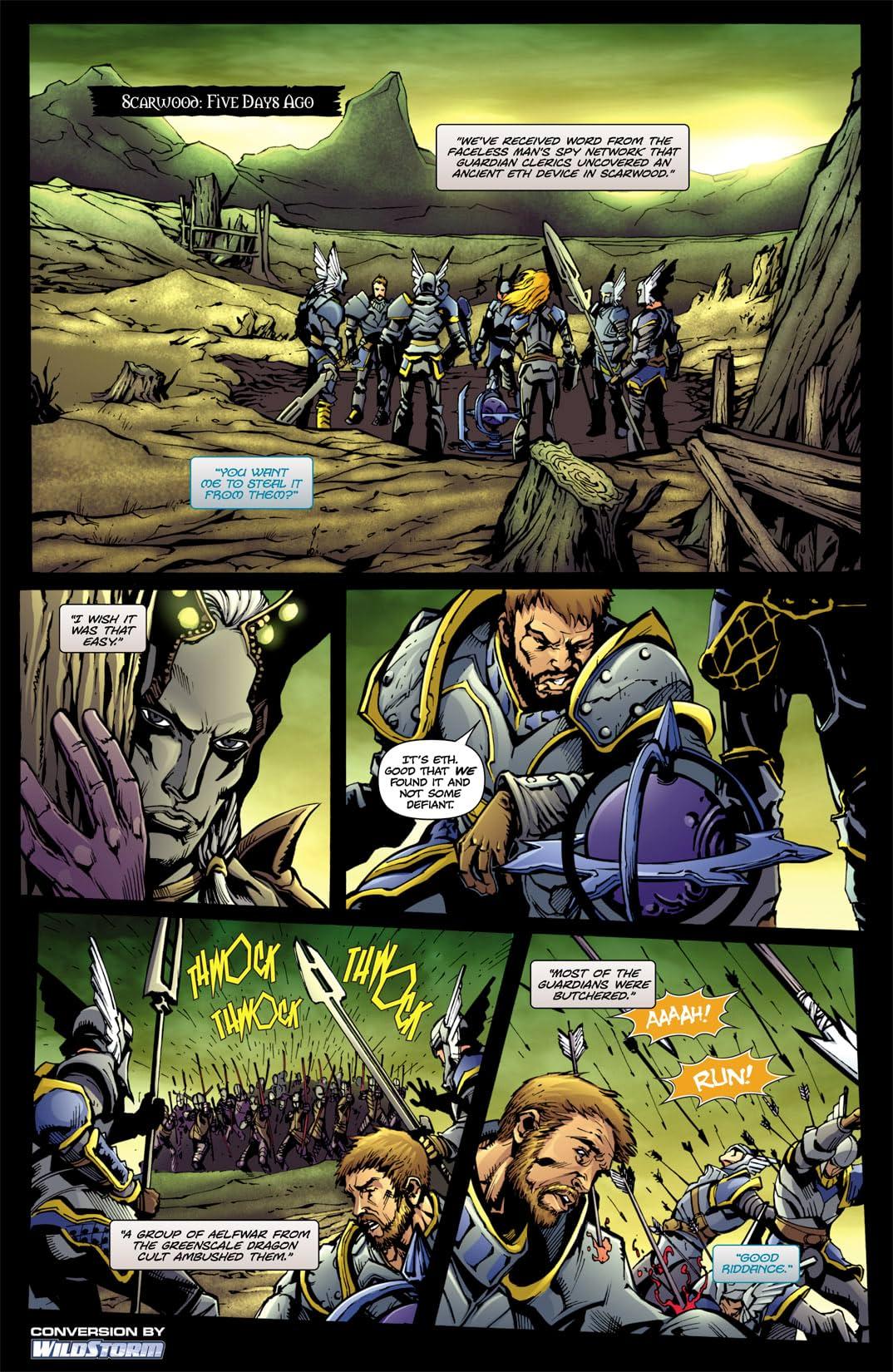 The Telara Chronicles #0 (of 4)