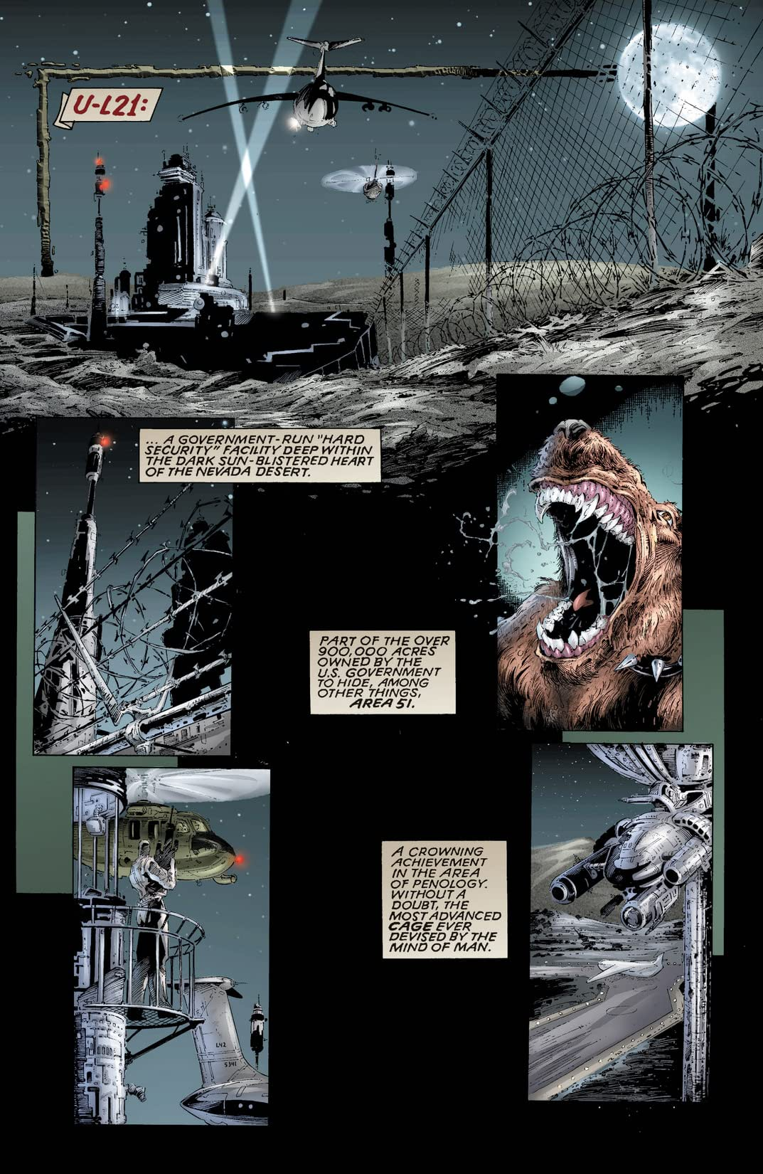 Curse of the Spawn #24