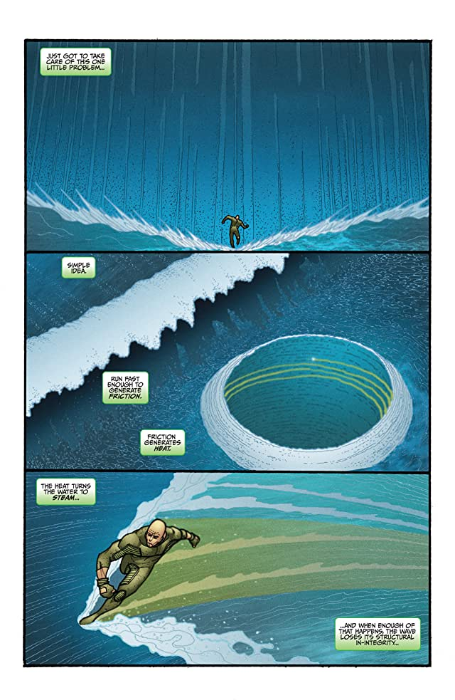 click for super-sized previews of Halcyon #2 (of 5)