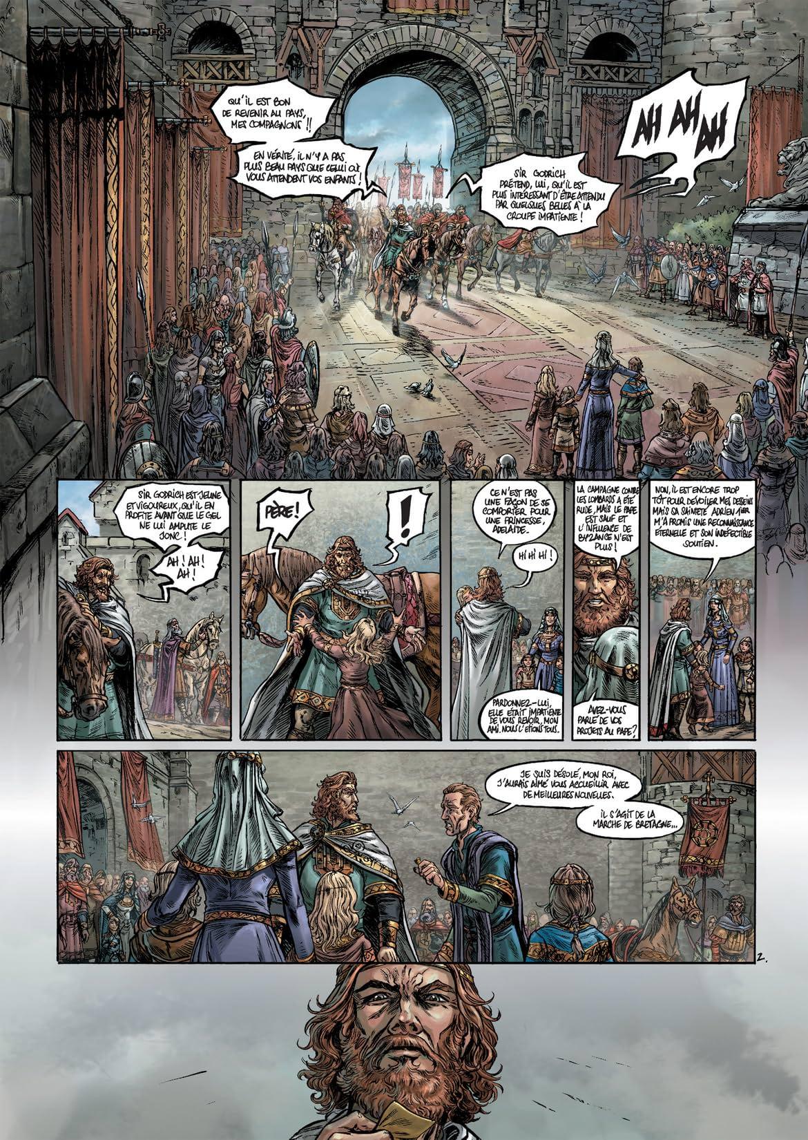Durandal Vol. 4: La marche de Bretagne partie IV
