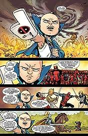 Deadpool Kills Deadpool #3 (of 4)