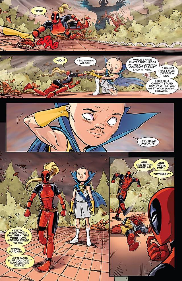 click for super-sized previews of Deadpool Kills Deadpool #3