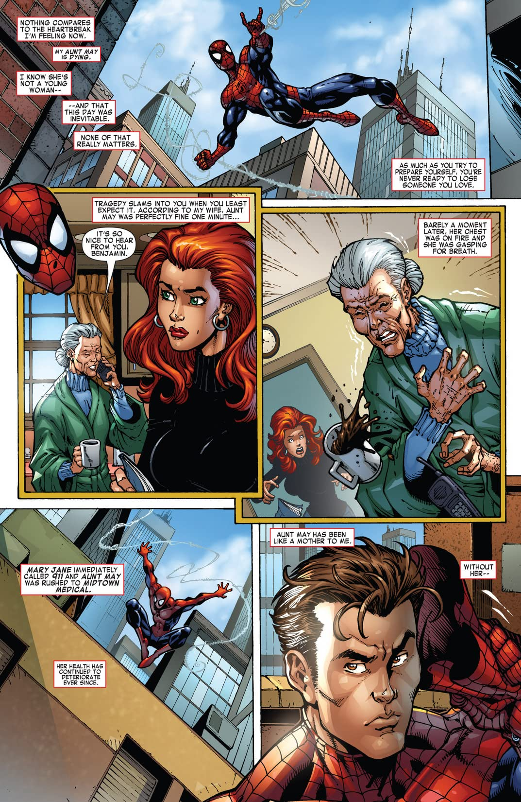 Spider-Man: The Clone Saga #1 (of 6)