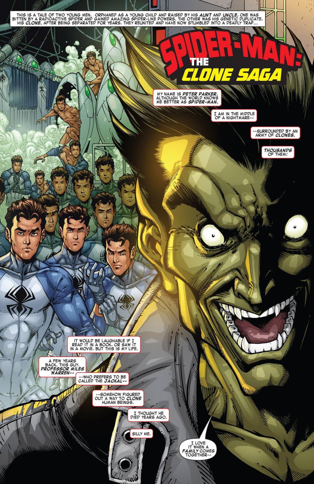 Spider-Man: The Clone Saga #3 (of 6)