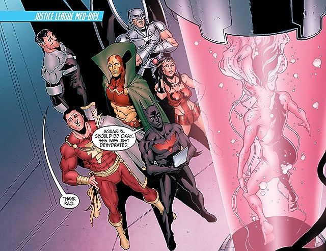Justice League Beyond 2.0 (2013-2014) #2