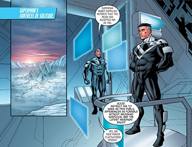 click for super-sized previews of Justice League Beyond 2.0 (2013-2014) #2