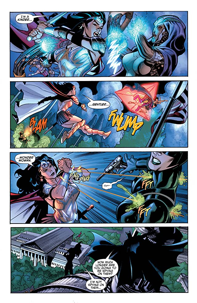 click for super-sized previews of Wonder Woman (2006-2011) #2