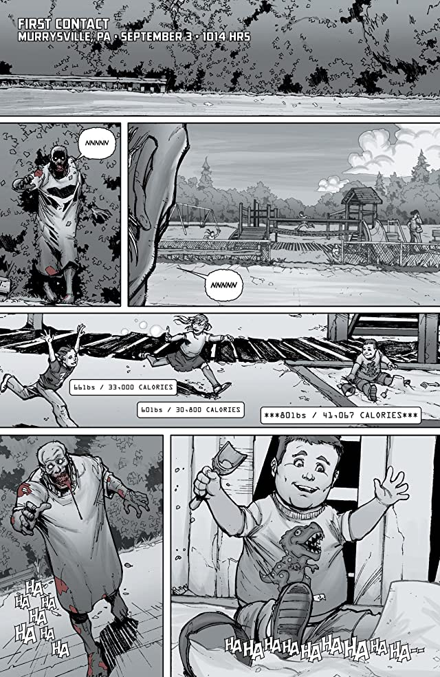 The Mocking Dead #1 (of 5): Digital Exclusive Edition