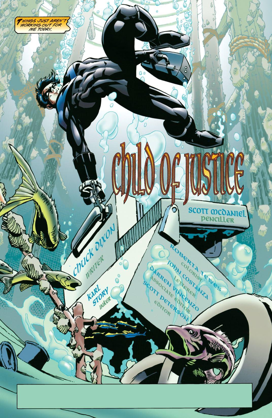 Nightwing (1996-2009) #1