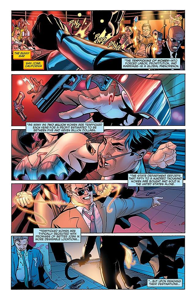 Wonder Woman (2006-2011) #4