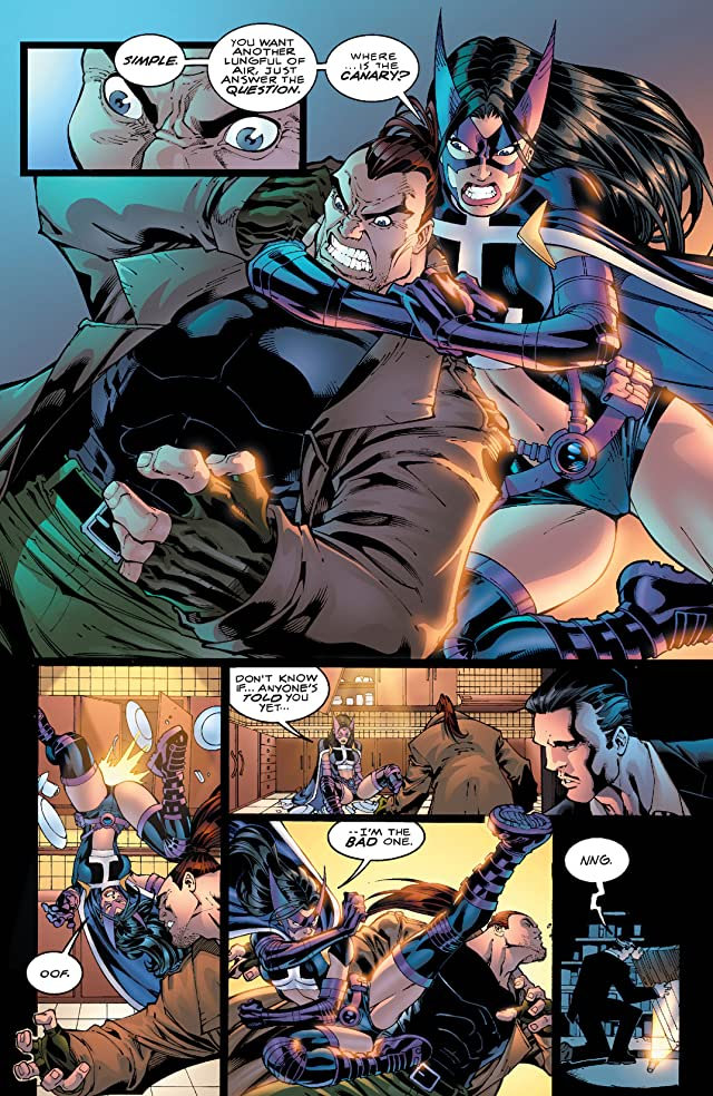 click for super-sized previews of Birds of Prey (1999-2009) #59
