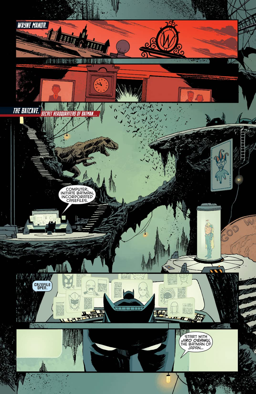 Batman Incorporated (2012-2013): Special #1