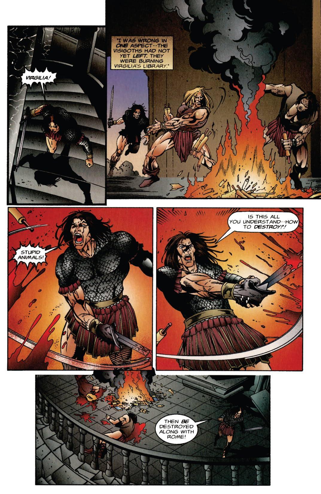 Eternal Warrior (1992-1996) #41