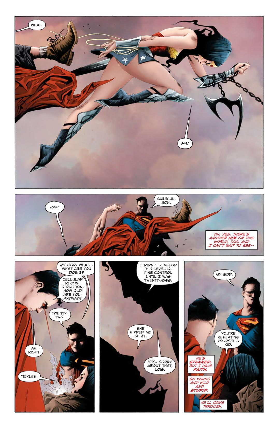 Batman/Superman (2013-) #3
