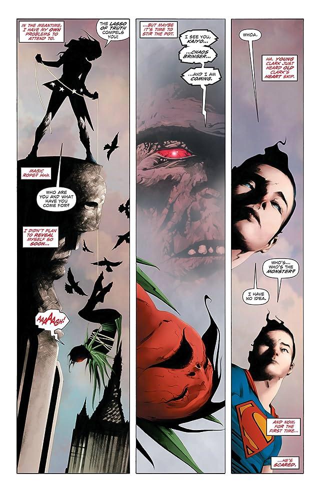 click for super-sized previews of Batman/Superman (2013-) #3