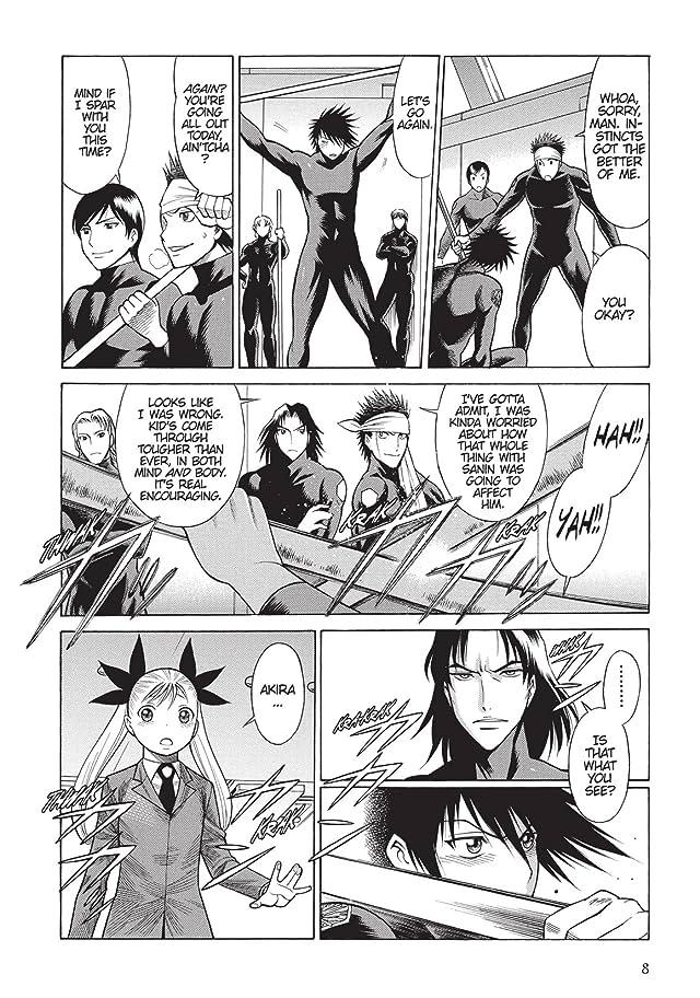 Dance in the Vampire Bund Vol. 8