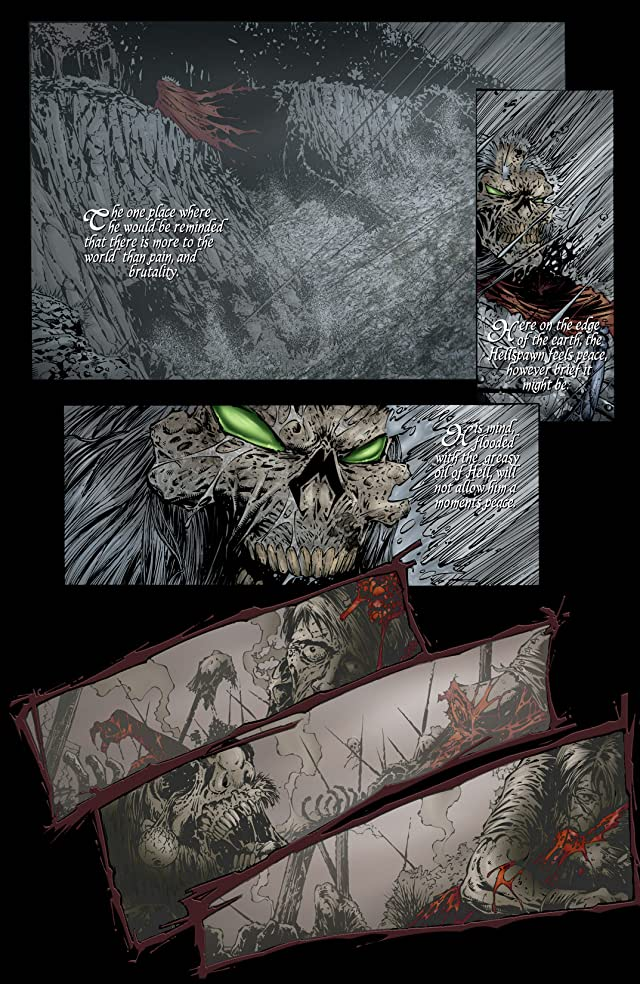 click for super-sized previews of Spawn: The Dark Ages #16