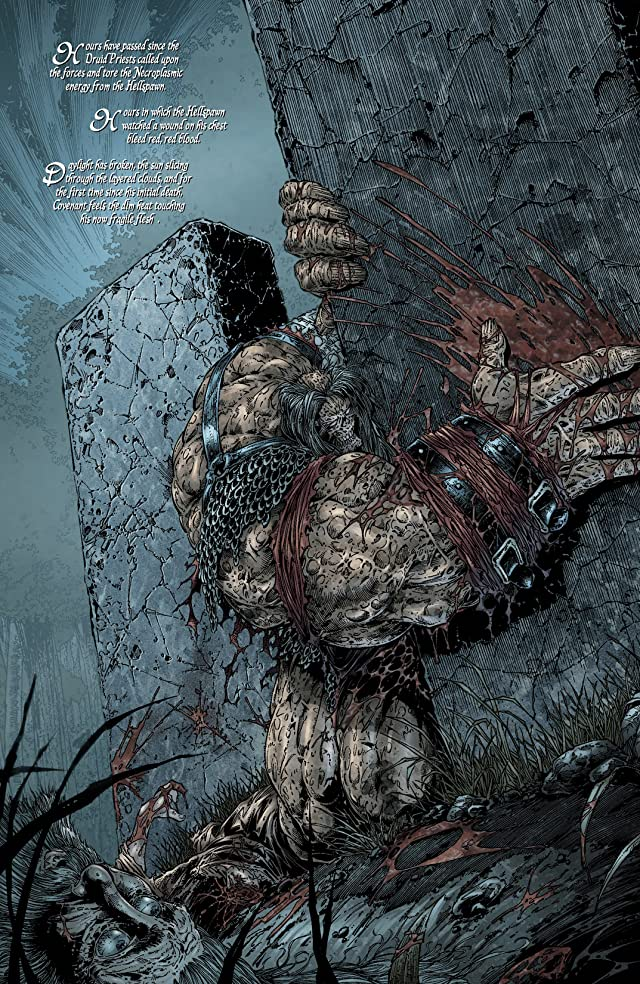 click for super-sized previews of Spawn: The Dark Ages #17
