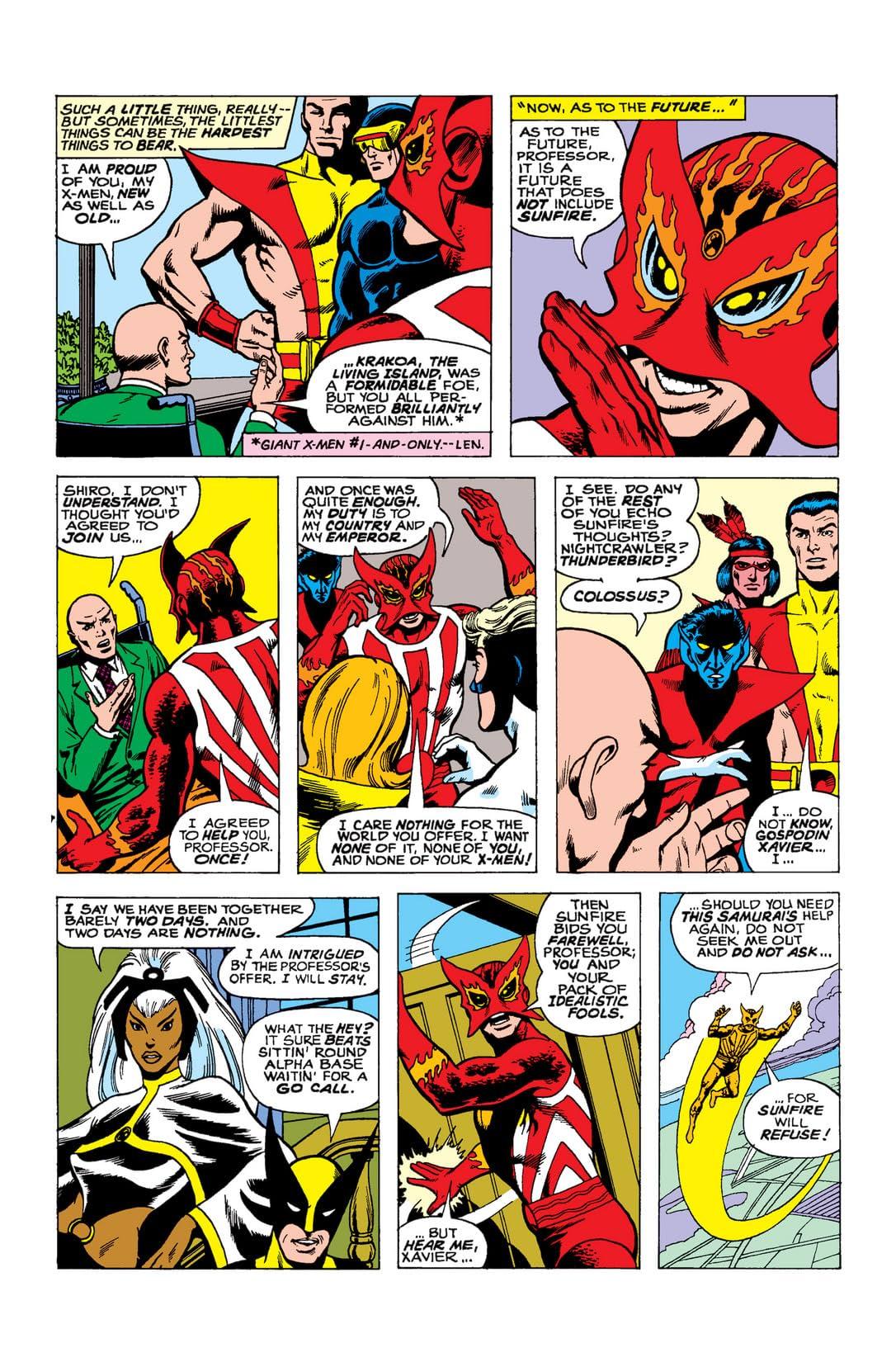 Uncanny X-Men (1963-2011) #94