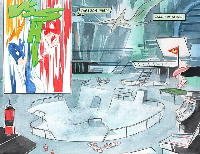 Batman: Li'l Gotham #17