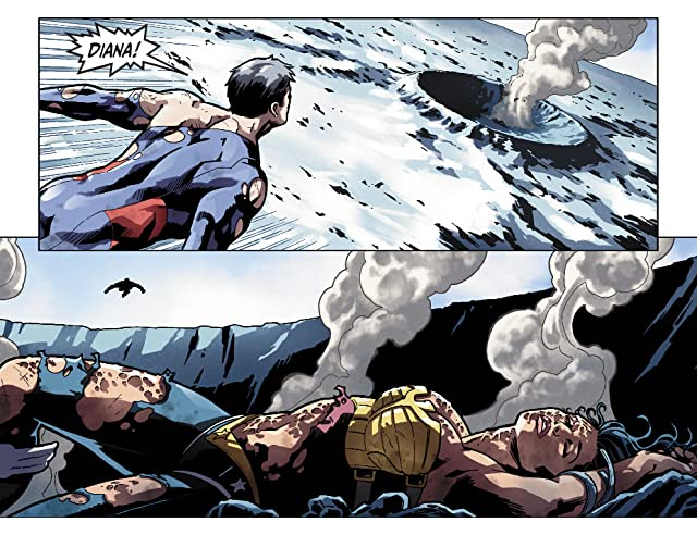 click for super-sized previews of Injustice: Gods Among Us (2013) #33