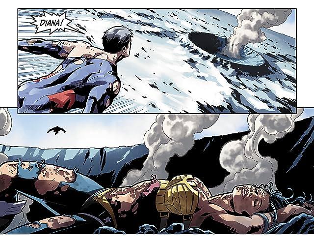 Injustice: Gods Among Us (2013) #33