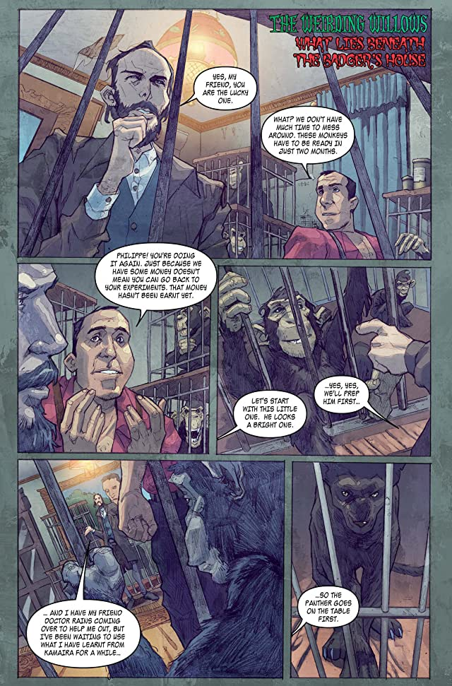 click for super-sized previews of A1: The Weirding Willows #4