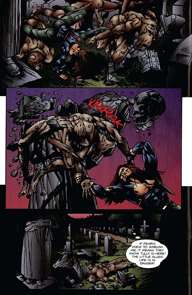 Eternal Warrior (1992-1996) #46