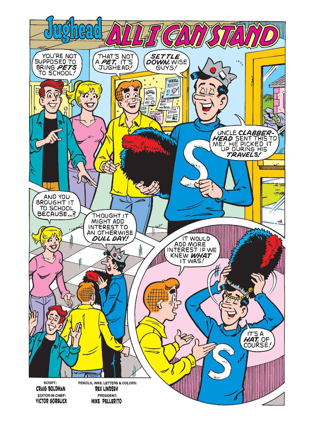 Jughead Double Digest #196