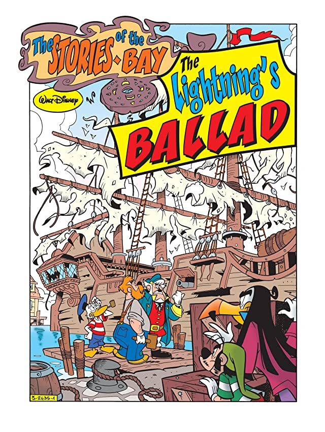 click for super-sized previews of The Stories of the Bay: The Lightning's Ballad