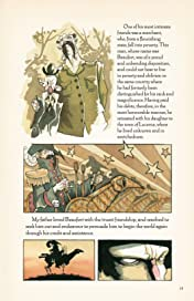 Gris Grimly's Frankenstein: Preview
