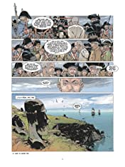 Black Crow raconte Vol. 2: La Boussole et l'Astrolabe : L'Expédition de la Pérouse