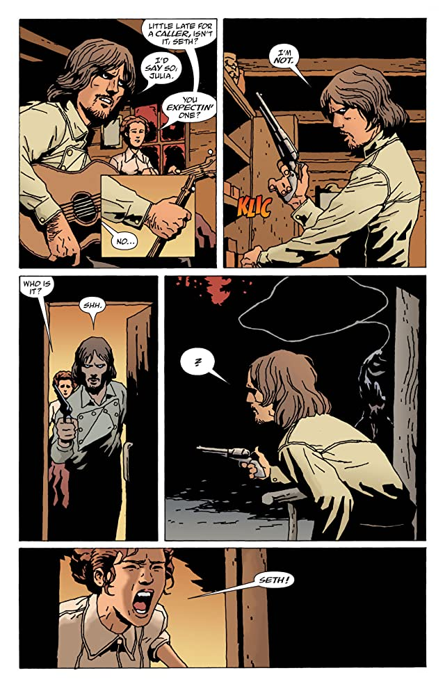 click for super-sized previews of Loveless (2005-2008) #9