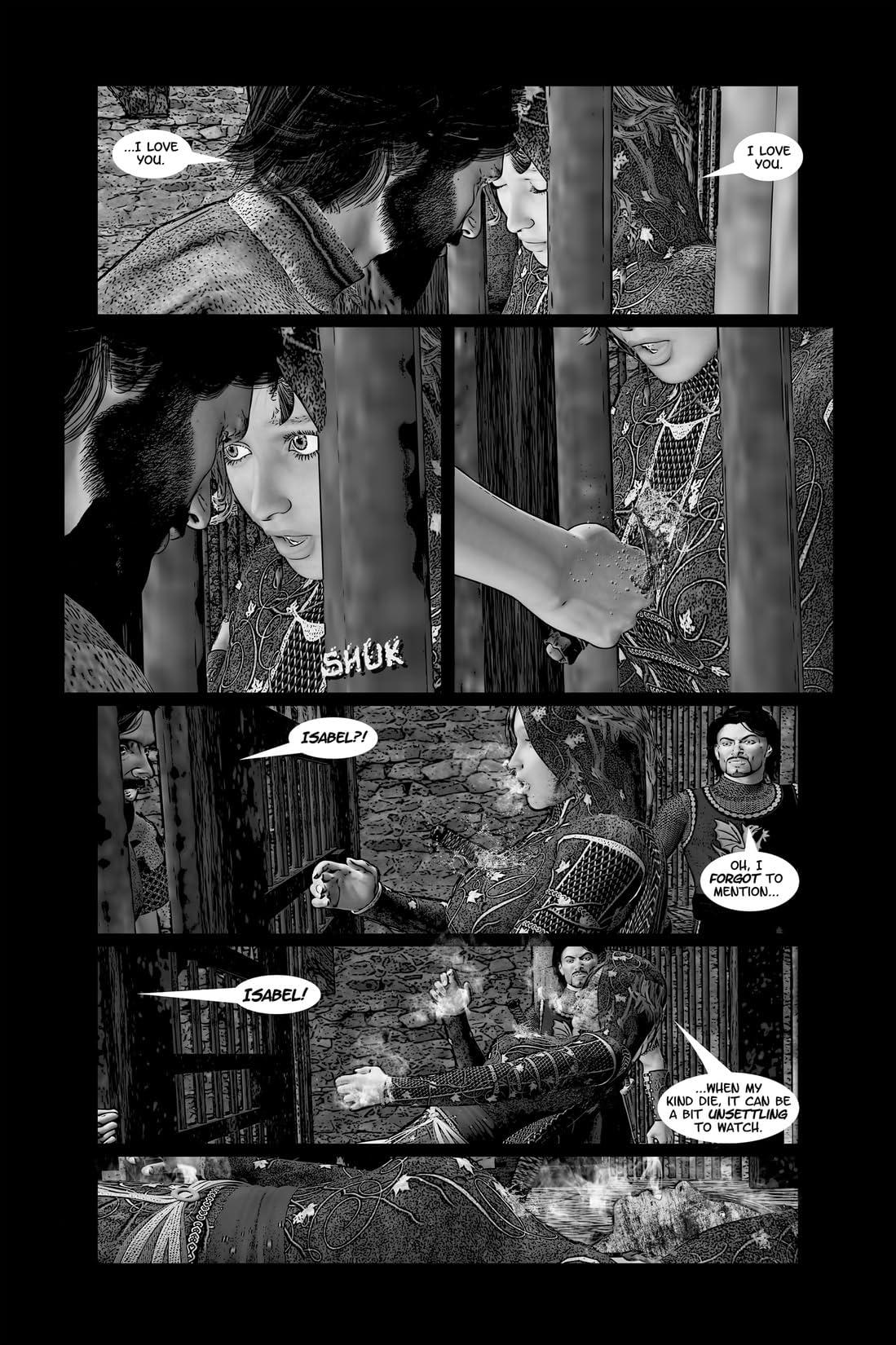 Zero Hunters: Dravald #4