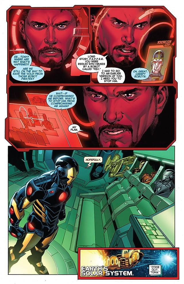 Iron Man (2012-2014) #15