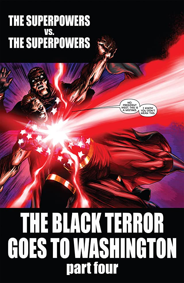 click for super-sized previews of Black Terror #4