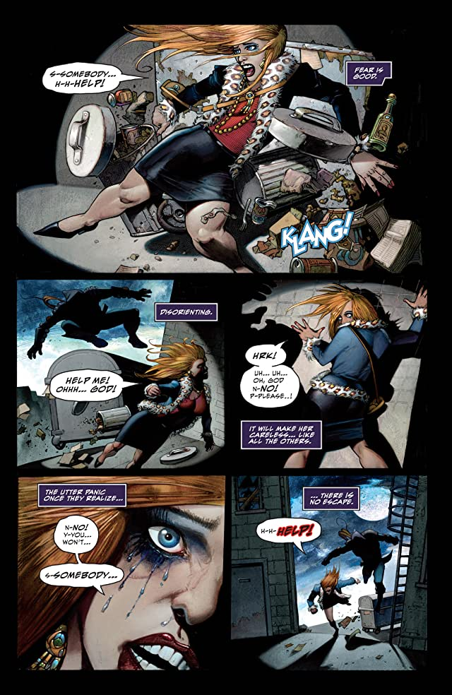 click for super-sized previews of The Tower Chronicles Book One: Geisthawk