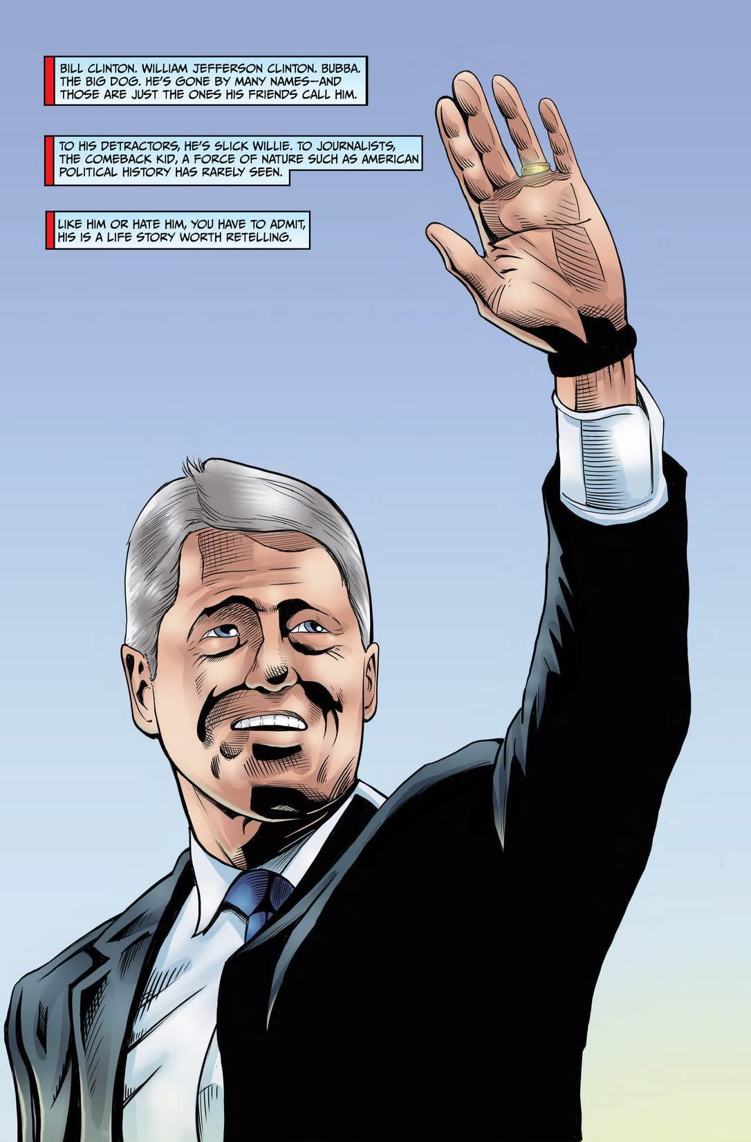 Political Power: Bill Clinton