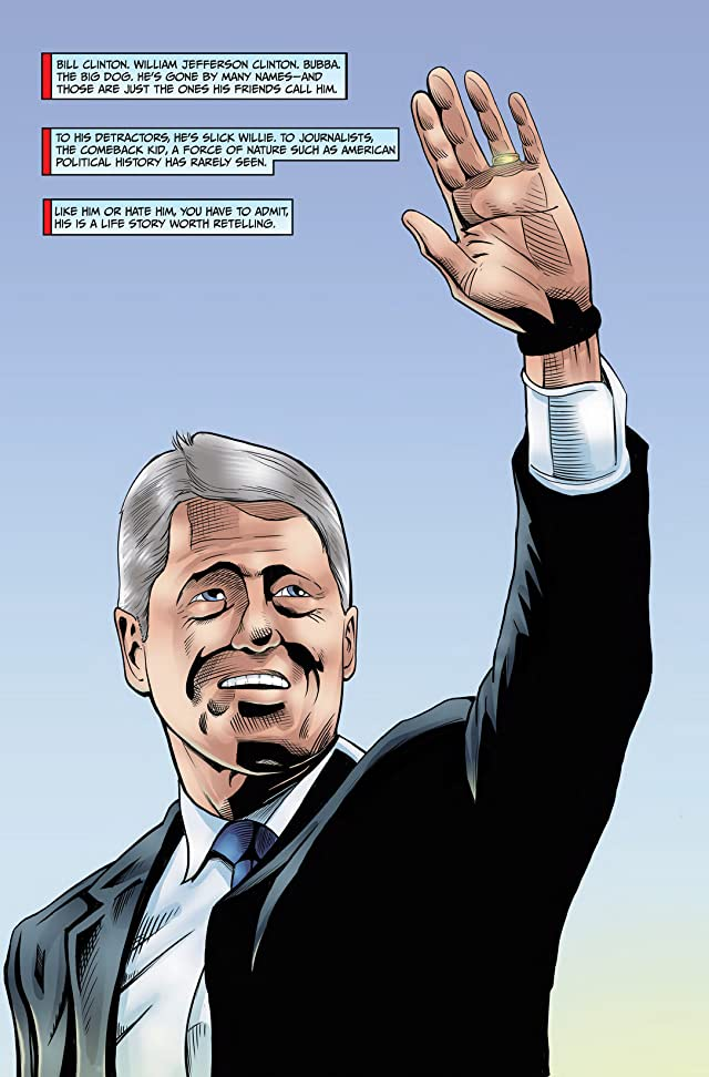 click for super-sized previews of Political Power: Bill Clinton
