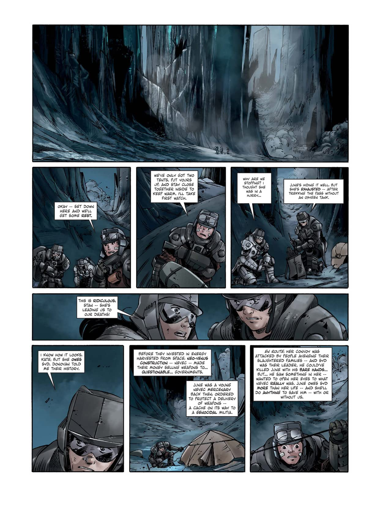 Lost Planet: First Colony #2 (of 2)