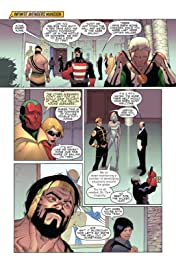 Mighty Avengers (2007-2010) #32