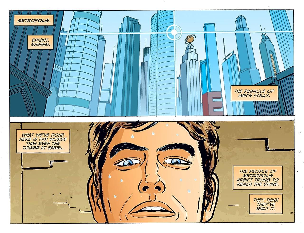 Adventures of Superman (2013-2014) #19