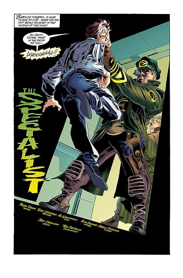 Spider-Man 2099 (1992-1996) #4