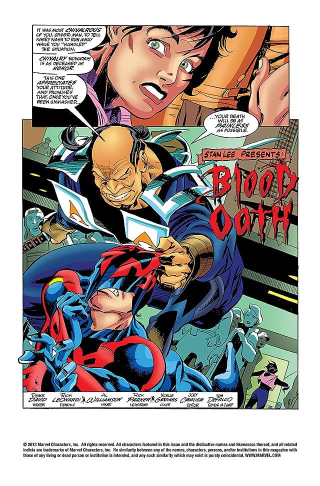 Spider-Man 2099 (1992-1996) #5