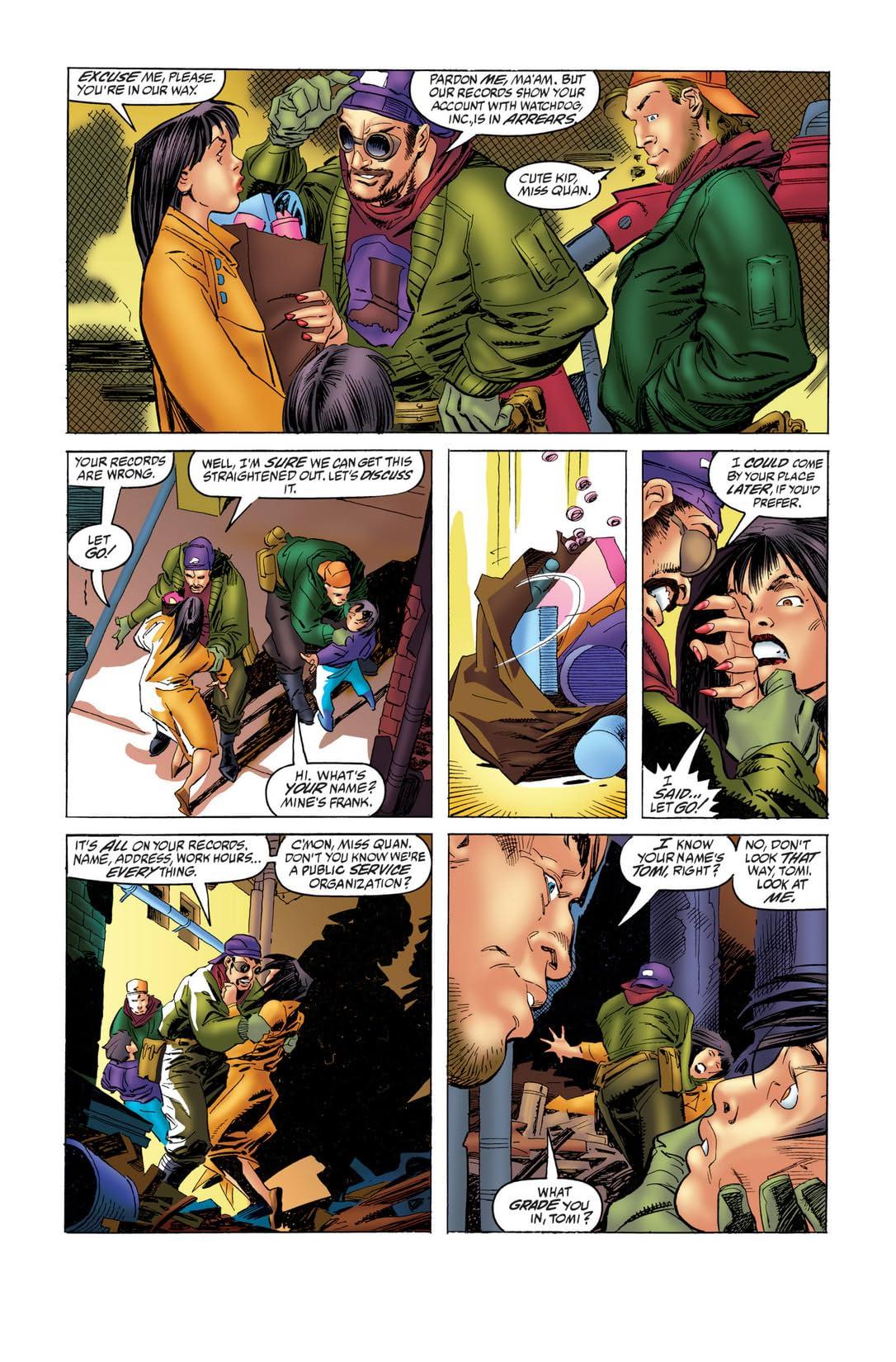 Spider-Man 2099 (1992-1996) #6
