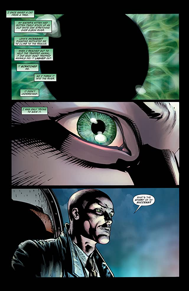 click for super-sized previews of Forever Evil (2013-2014) #1 (of 7)