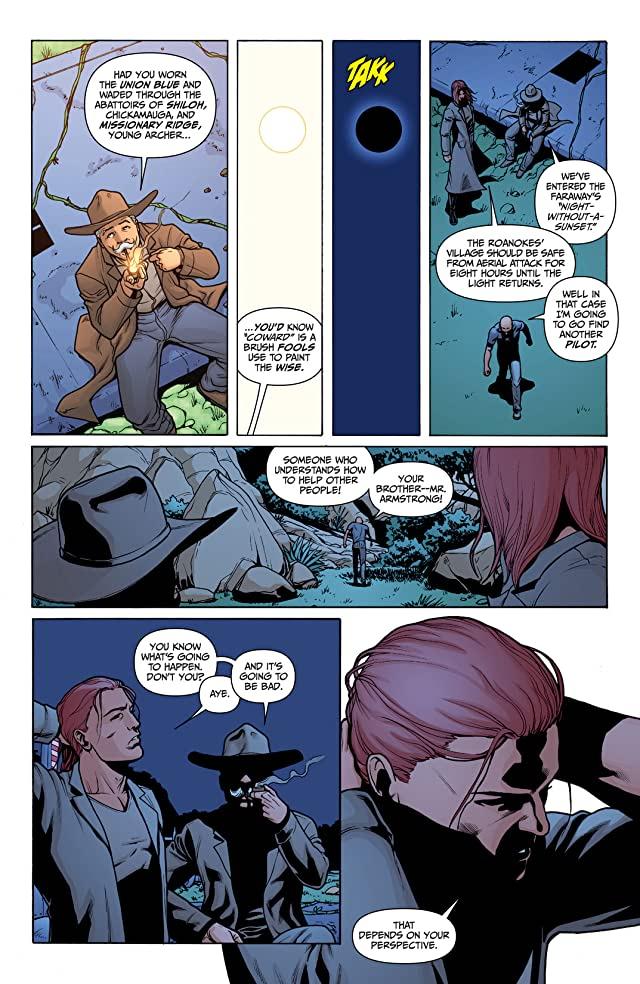 click for super-sized previews of Archer & Armstrong (2012- ) #13: Digital Exclusives Edition
