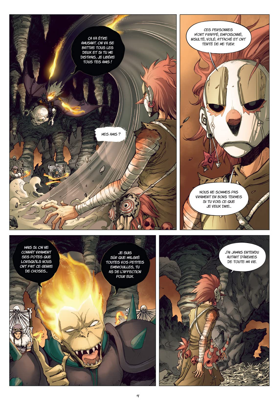 Maskemane Vol. 7